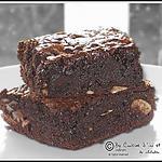 recette Brownie chococaramel & pralin