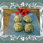 recette Crèmes et chouquettes à la vanille