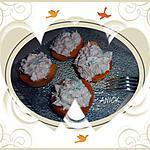 recette Abricots au thon et à la sauge