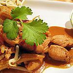 recette Wok de poulet au citron vert