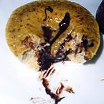 recette Coulant vanille-café, coeur chocolat noir