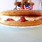 recette Queen Victoria cake