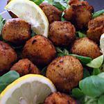 """recette """" Minis boulettes épicées pour l'apéro....""""...."""