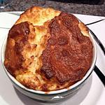 recette Soufflé au fromage et jambon