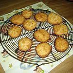 recette palets à la noix de coco