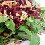 recette salade de betteraves rapées
