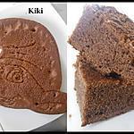 recette gâteau au chocolat sans beurre
