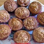 Petits gâteaux à la rhubarbe de Monette