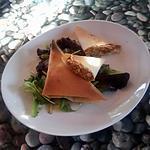 recette Samoussa d'été (poulet, poivrons et pesto)
