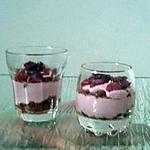 recette Verrine griottes