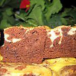 Brownies au cheesecake et au chocolat