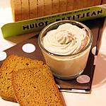 recette Crème de foie gras chantilly au balsamique