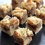 recette Gâteau sablé Michoko-banane