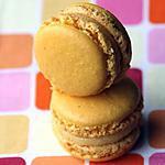 recette Macarons au citron de Pierre Hermé