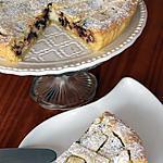 recette Crostata à la ricotta & au mascarpone parfumée à la fève Tonka