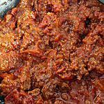recette Ma bolognaise aux tomates fraîches