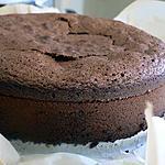 recette Gâteau au chocolat.