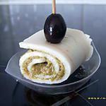 recette roulades de surimi à la tapenade verte (apéro entres amis)
