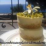 Cheese-cake ail fines herbes