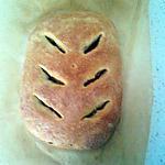 recette La fougasse aux lardons