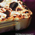 recette Parmentier de canard au parmesan