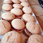 recette macaron au foie gras