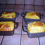 recette Soufflé au fromage et au jambon