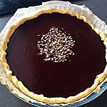 recette Tarte au Chocolat & Noix