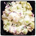 recette Salade de Concombre & Feta