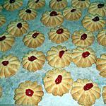 recette Sablés marocains