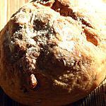 recette Pains au noix