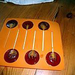 recette annie aime les sucettes les sucettes a la (grenadine)