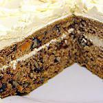 recette carotte cake aux noix de pécan