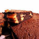 recette brownies chocolat aux noix de pécan