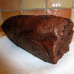recette cake au chocolat et noix