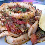 recette rondelles de calamars façon yummy