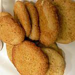 recette biscuits au sucre Martha Stewart (sans oeufs)
