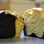 recette Cupcakes Mi- Ange Mi- Démons