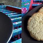 recette Cookies à la purée de cacahouètes et graines de lin
