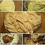 recette Crème mousseline pralinée...