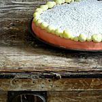 recette Gâteau à la cacahuètes et bananes, ambiance boudoir