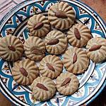 recette Biscuits à la farine de pois chiche
