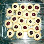 recette Mini tartelettes à la cerise et à la crème d'amande