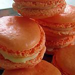 recette Macarons à l'abricot
