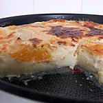 recette crème aux oeufs fruitée