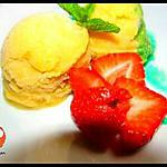 recette Sorbet mangue/passion