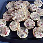 recette Clafoutis lardons gruyère pistaches