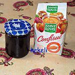 recette Confiture de cerises