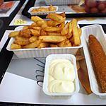 recette les bonnes frites belges des fritures ambulantes