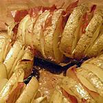 recette Pommes de terre au four croquantes et fourrées